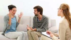 cu partenerul la psihoterapie de cuplu